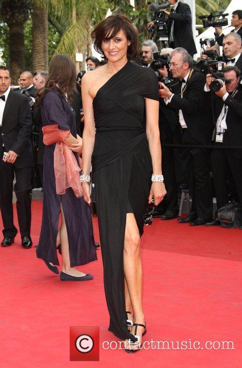 Ines de La Fressange 2011 Cannes International Film...