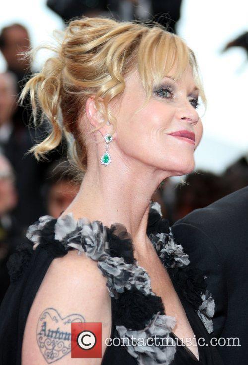 Melanie Griffith 2011 Cannes International Film Festival -...