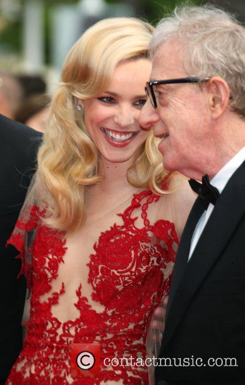 Rachel Mcadams and Woody Allen 10