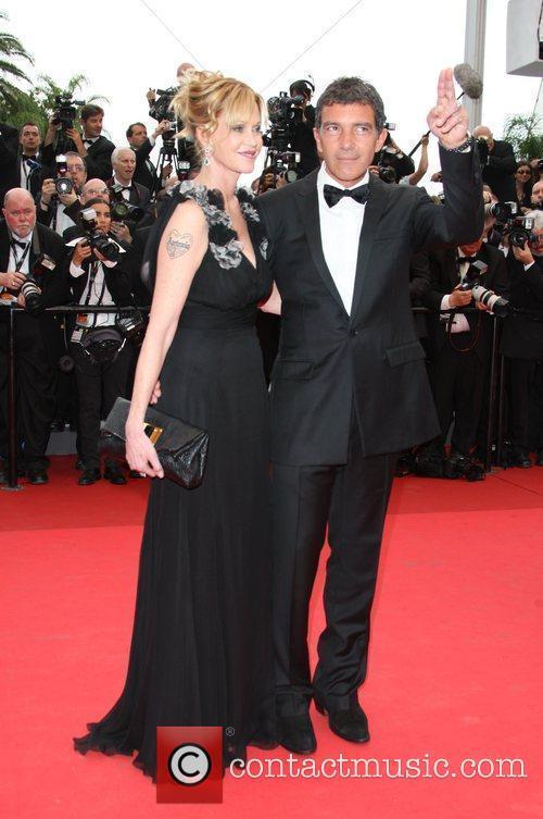 Melanie Griffith, Antonio Banderas 2011 Cannes International Film...