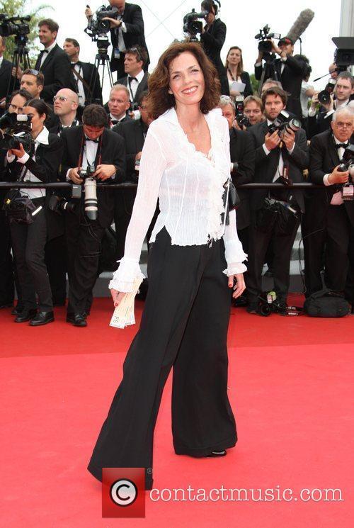 Elisabeth Bourgine 2011 Cannes International Film Festival -...