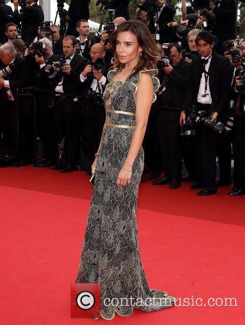 Elodie Bouchez  2011 Cannes International Film Festival...