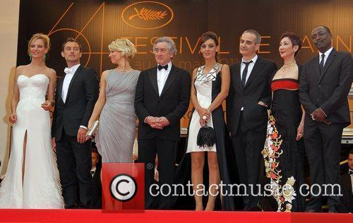 The Jury  2011 Cannes International Film Festival...