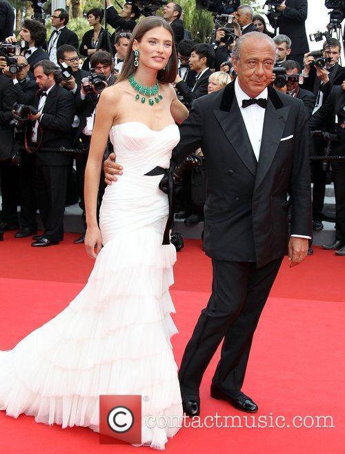 Bianca Balti and Fawaz Gruosi   2011...