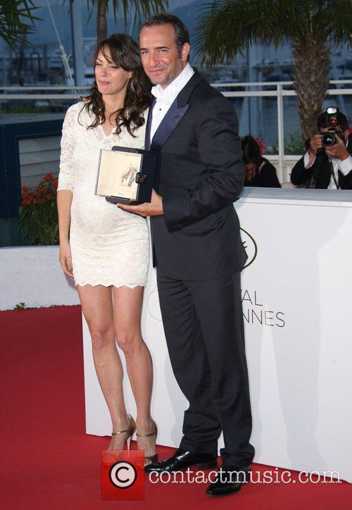 Celebrity pictures pictures of people 22nd may 2011 for Jean luc dujardin