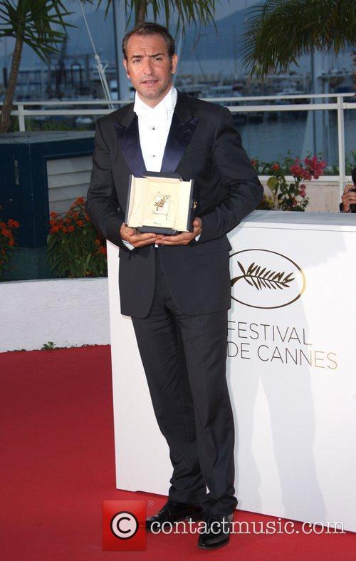 Jean Dujardin 2011 Cannes International Film Festival -...