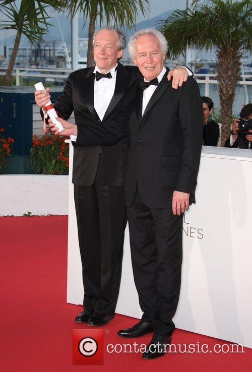 Luc Dardenne and Jean Pierre Dardenne 2011 Cannes...