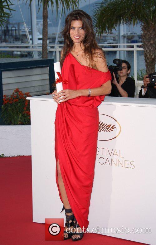 Ma Wenn Le Besco 2011 Cannes International Film...