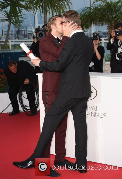 Ryan Gosling and Nicolas Winding Refn 1