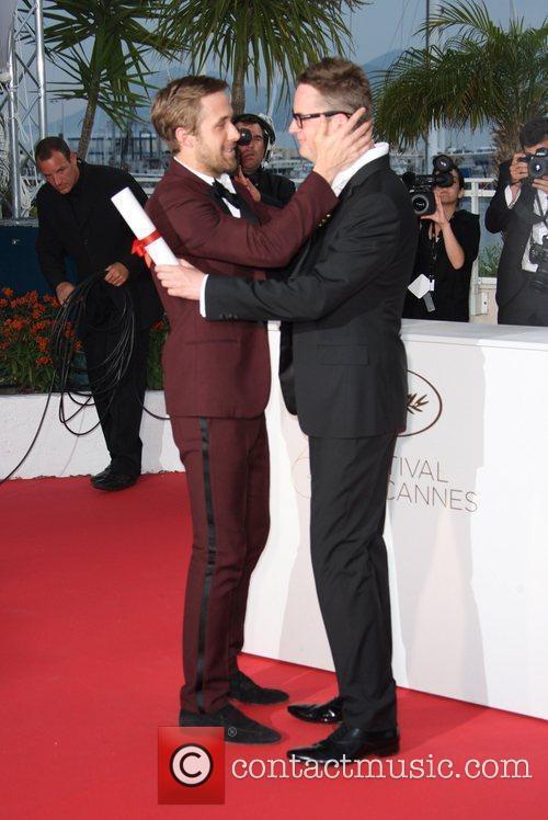 Ryan Gosling and Nicolas Winding Refn 2