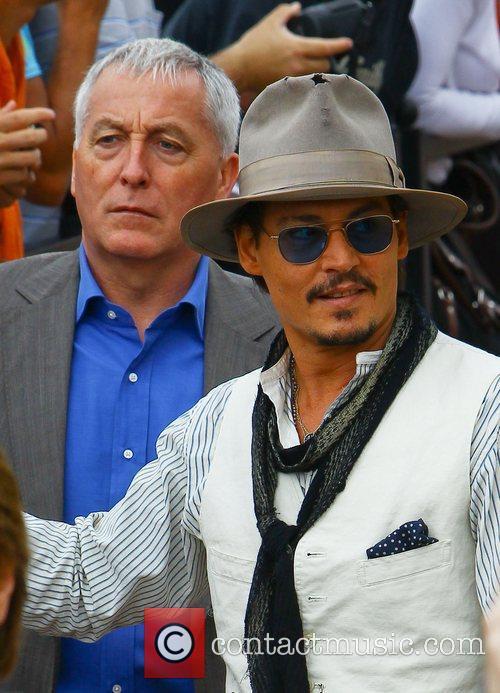 Johnny Depp 30