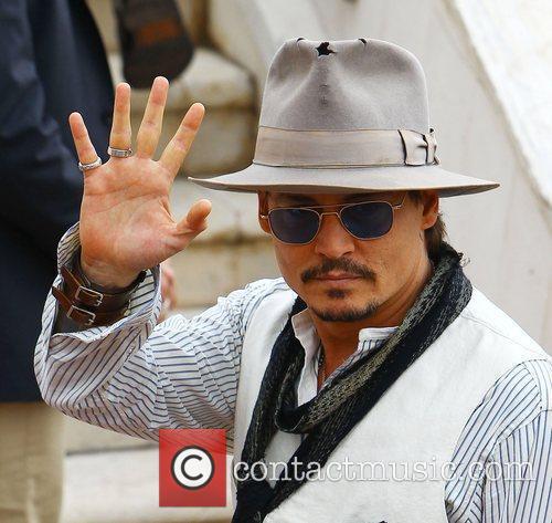Johnny Depp 21