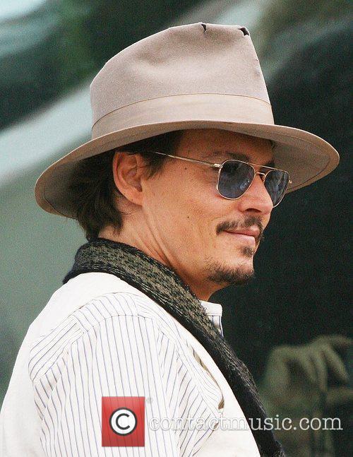 Johnny Depp 34