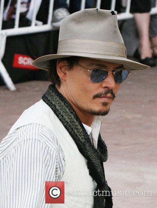 Johnny Depp 35