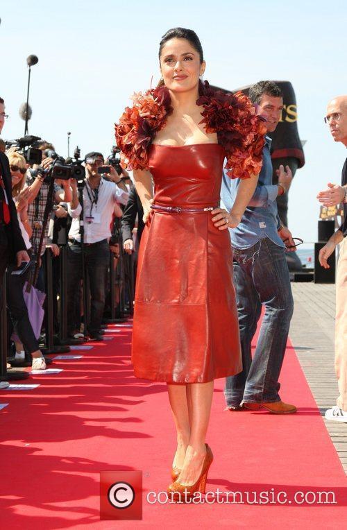 Salma Hayek 2011 Cannes International Film Festival -...