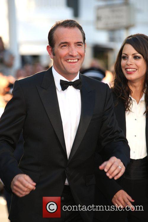 Picture jean dujardin cannes france sunday 15th may for Jean dujardin parents