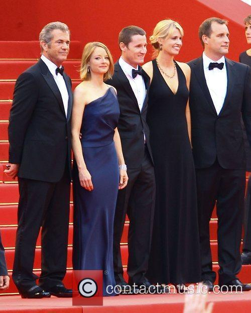 Jodie Foster and Mel Gibson 8