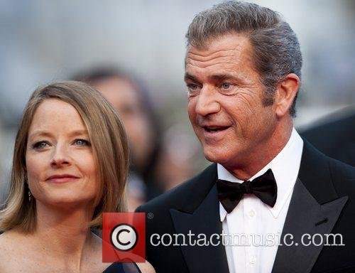 Jodie Foster and Mel Gibson 22