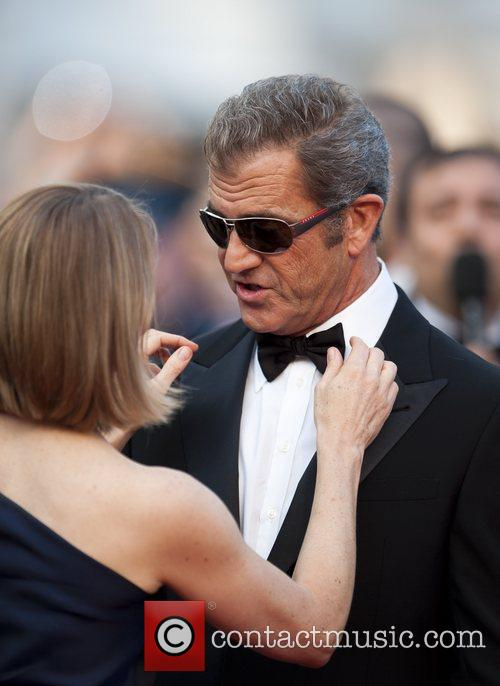 Jodie Foster and Mel Gibson 1