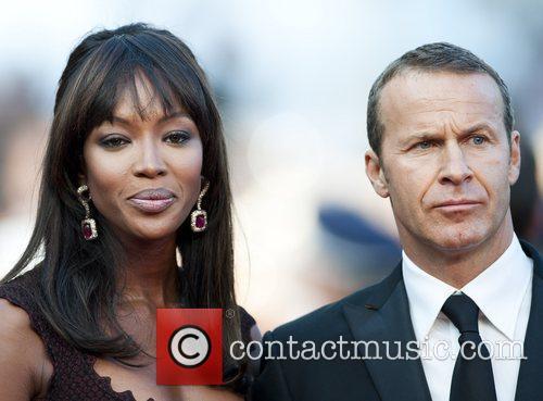 Naomi Campbell, Vladimir Doronin 2011 Cannes International Film...