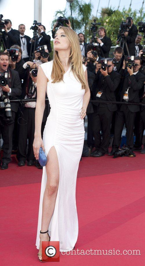 Doutzen Kroes  2011 Cannes International Film Festival...