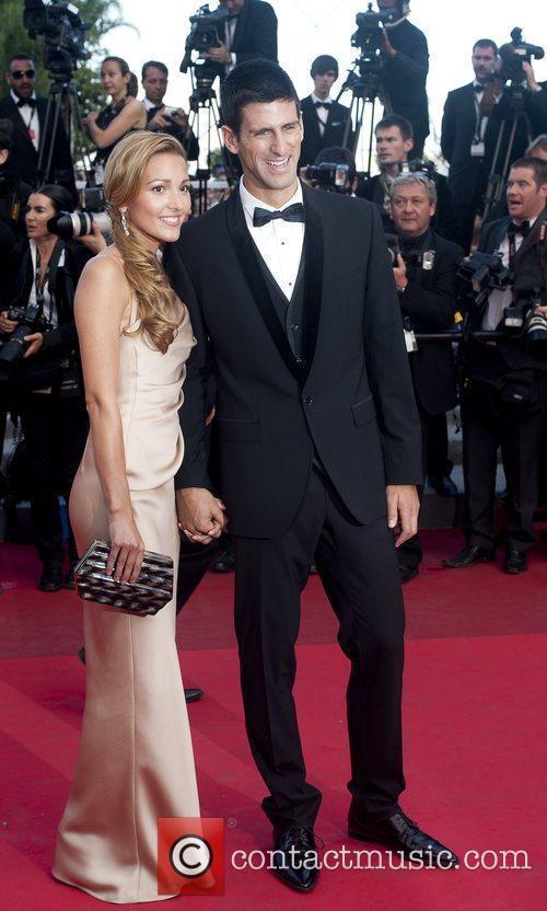 Novak Djorovic, Jelena Ristic  2011 Cannes International...