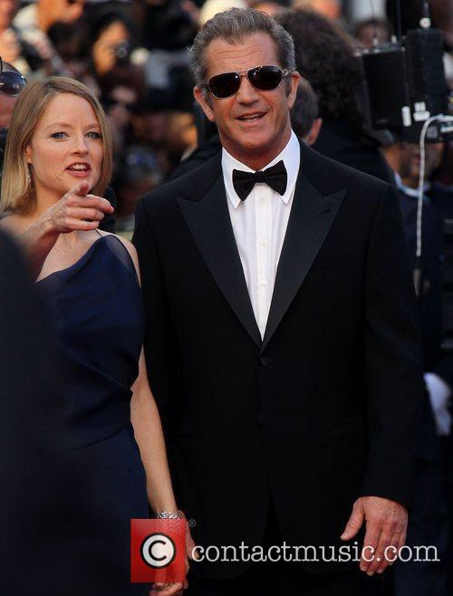 Jodie Foster and Mel Gibson 3