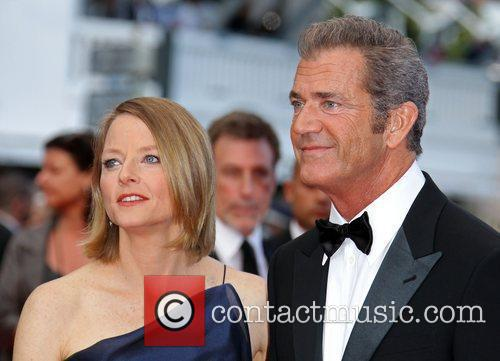 Jodie Foster and Mel Gibson 6