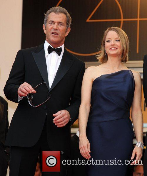 Jodie Foster and Mel Gibson 5