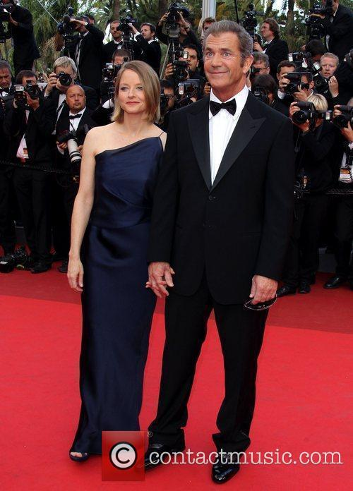 Jodie Foster and Mel Gibson 4