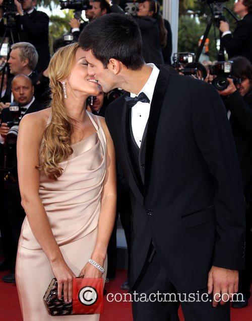 Novak Djokovic 2011 Cannes International Film Festival -...