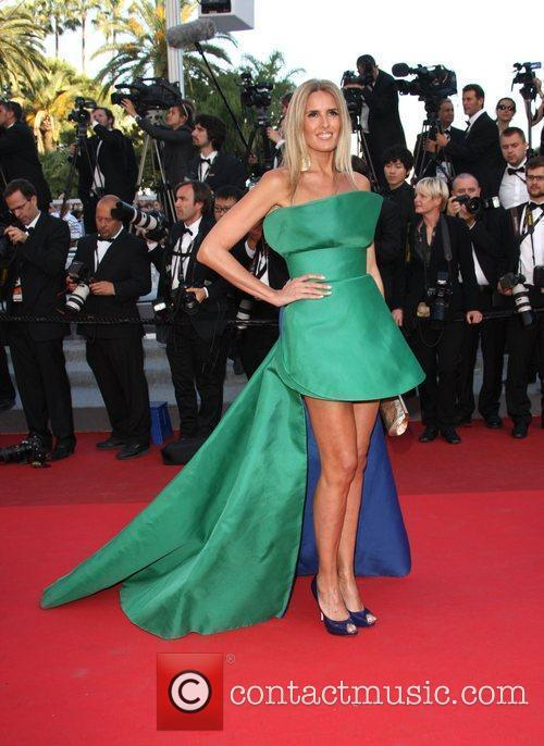 Tiziana Rocca 2011 Cannes International Film Festival -...
