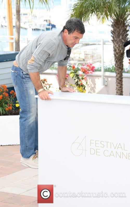 Antonio Banderas 2011 Cannes International Film Festival -...