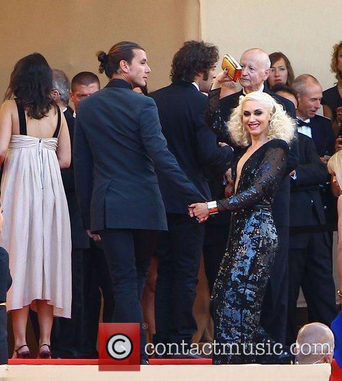 Gwen Stefani, Gavin Rossdale 2011 Cannes International Film...
