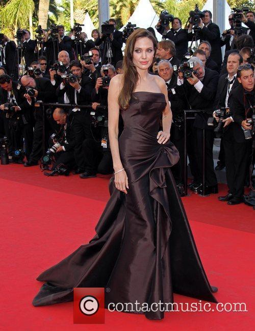 Angelina Jolie 2011 Cannes International Film Festival -...