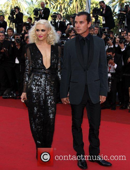 Gwen Stefani and Gavin Rossdale 2011 Cannes International...