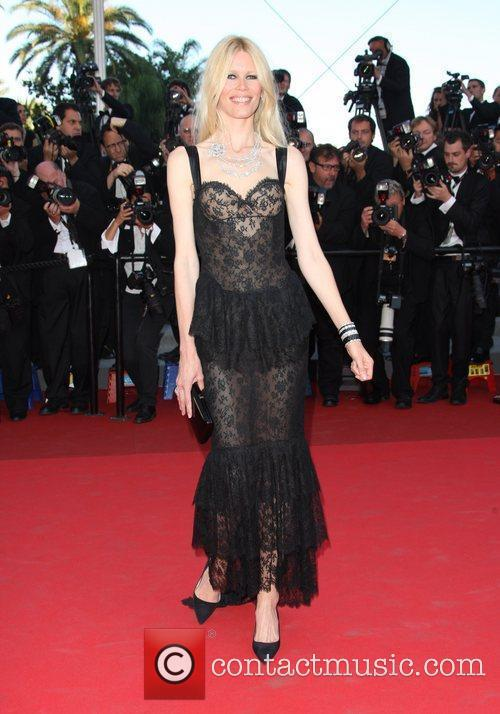 Claudia Schiffer 2011 Cannes International Film Festival -...