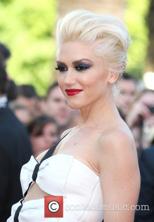 Gwen Stefani 2011 Cannes International Film Festival -...