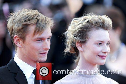 Henry Hopper and Mia Wasikowska