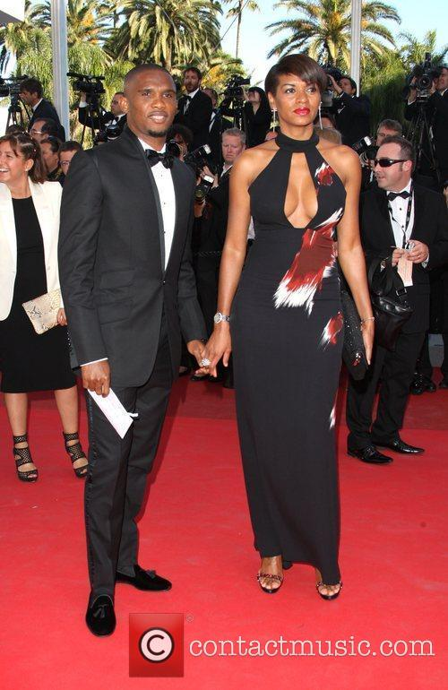 Samuel Eto'o And Georgette Eto'o 5