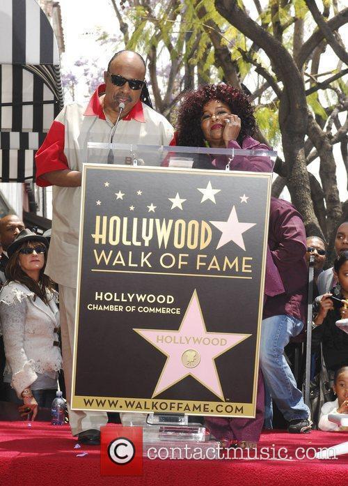 Stevie Wonder and Chaka Khan 3