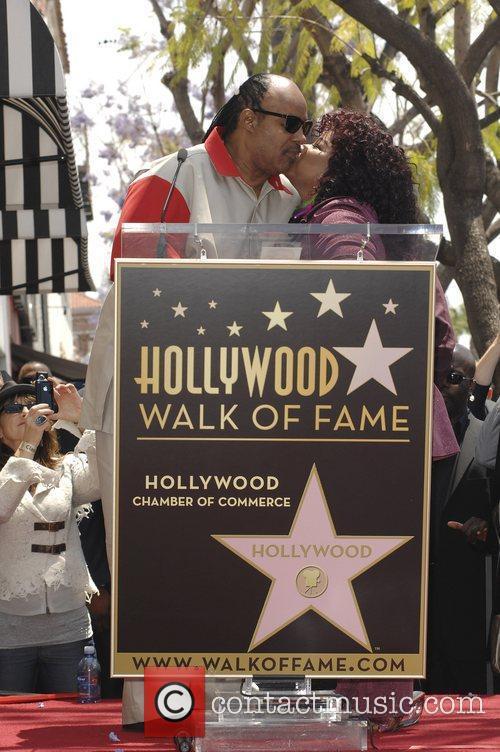 Stevie Wonder and Chaka Khan 1