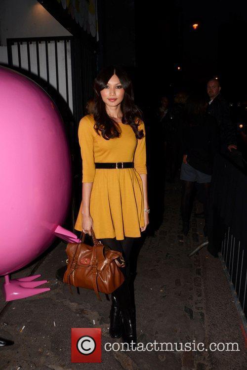 Gemma Chan  Channel 4 Autumn Season party...