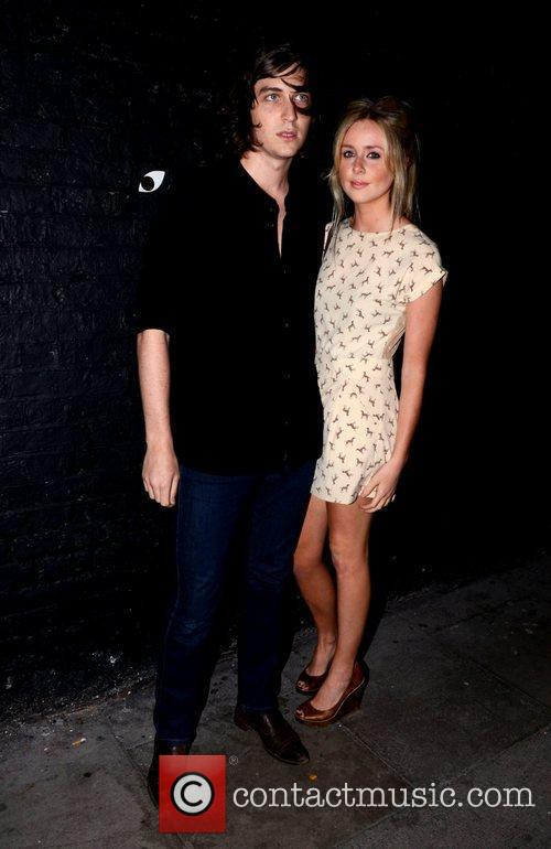 George Craig and Diana Vickers 5