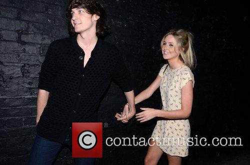 George Craig and Diana Vickers 4