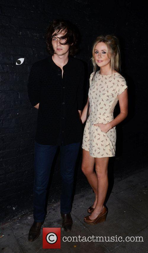 George Craig and Diana Vickers 1