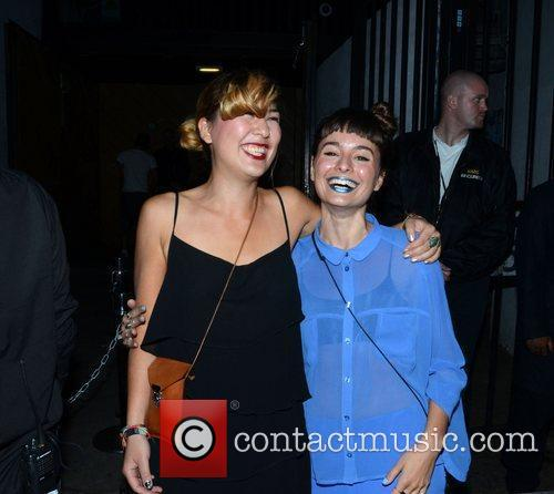 Guests  Channel 4 Autumn Season party held...