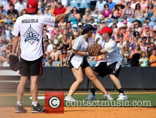 City of Hope Charity Softball Challenge at Greer...