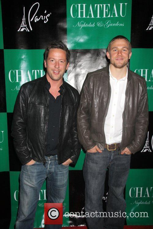 Ross Mccall and Charlie Hunnam 1