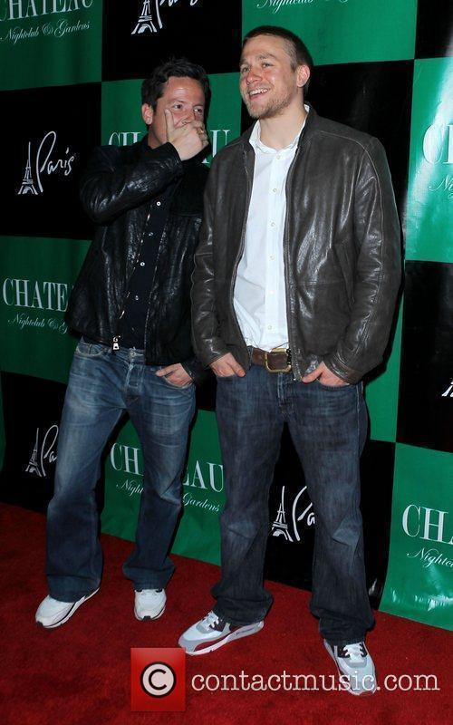 Ross Mccall and Charlie Hunnam 2